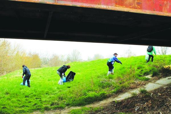 V meste fungujú aktívni dobrovoľníci.