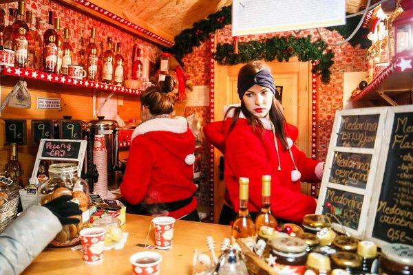 Vianočné trhy na Hlavnej: Tento rok bude 48 stánkov