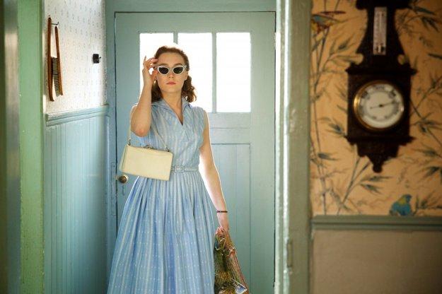 Saoirse Ronan je za úlohu vo filme Brooklyn nominovaná na Oscara.