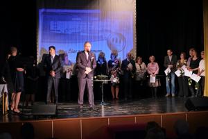 Za ocenených poďakoval žiarsky lekár Ladislav Kukolík.
