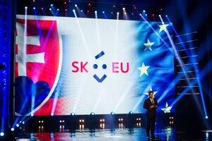 22. február 2016. Predstavenie loga slovenského predsedníctva v Rade Európskej únie.