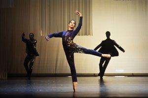 Sumire Shojima (choreografia Resemblance of feminity, Glen Lambrecht)