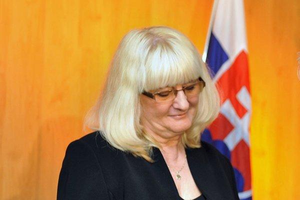 Eva Džodlová.