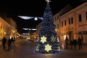 Vianočné trhy v Trnave