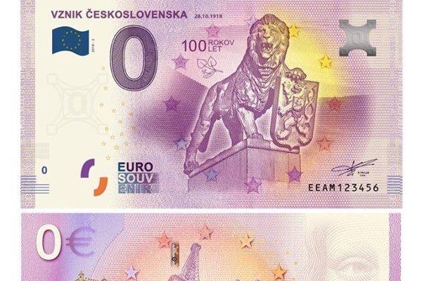 Predaj eurobankovky sa začne už o chvíľu.