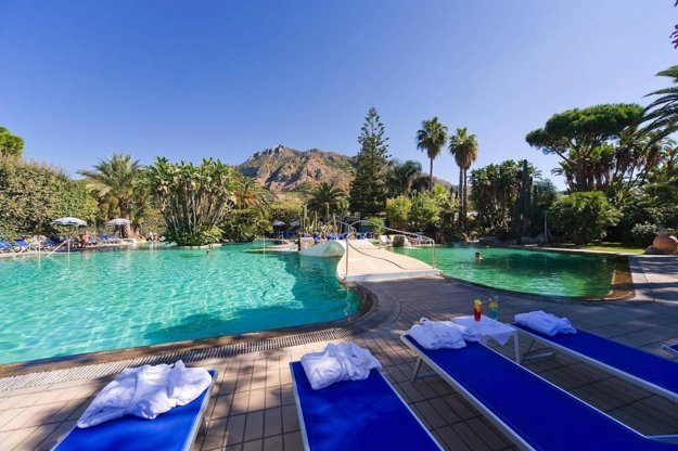 Park Hotel Terme Mediterraneo 3*+, Ischia.