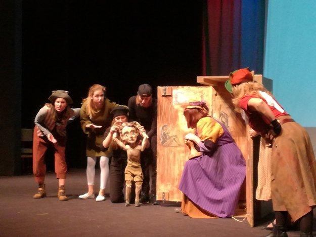 Divadelný súbor Materinky bol úspešný vo viacerých kategóriách.