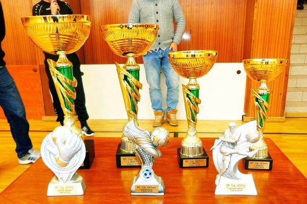 Pred rokom na ôsmom ročníku, ktorý sa hral tiež vo Vrábľoch, vyhral tím Old stars Nová Baňa.