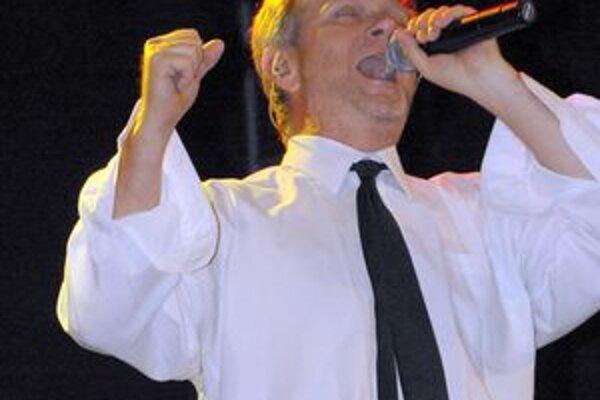 Na festivale v Beluši sa predstavila aj skupina Vidiek.