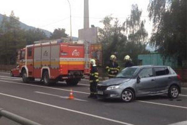 Pre nefungujúcu svetelnú signalizáciu došlo k nehode aj minulý týždeň.