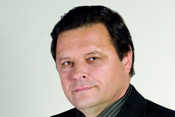 Starosta a kandidát Ján Ondrejka.