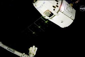 Vianoce strávia na ISS traja členovia súčasnej posádky.