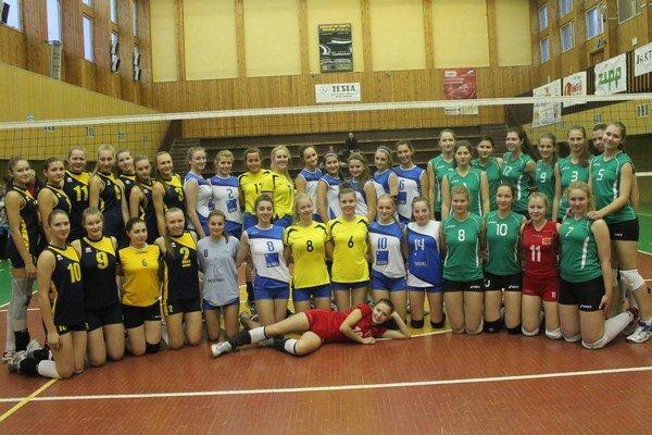 Hrádočanky, Ukrajinky a Bielorusky.