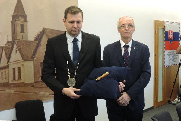 Lukáš Baňacký prebral vedenie Lamača od Petra Šramka.