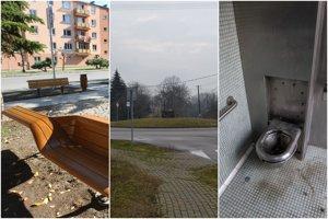 Štýlové lavičky v Hnúšti, drahý kruháč v malej dedinke a nefungujúce WC za 65-tisíc. Aj takto sa používajú eurofondy.