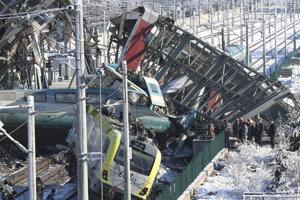 Nehoda si vyžiadala najmenej deväť životov.