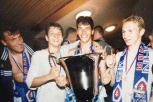 V Slovane získal titul.