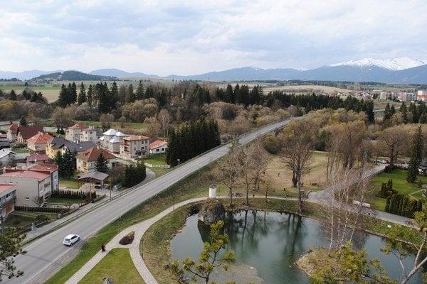 Petranský most acesta sú majetkom krajskej samosprávy.