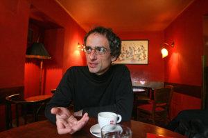 Spisovateľ Pavol Rankov