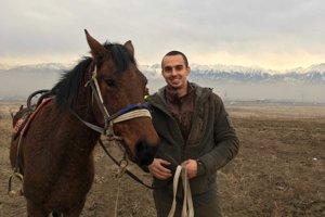 04900933be04 Fantastický úspech mladého sokoliara z Mojína v Kazachstane - SME ...
