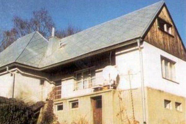 Štefan Rysuľa sa v dome vo Važci stretával so svojimi kolegami a priateľmi.