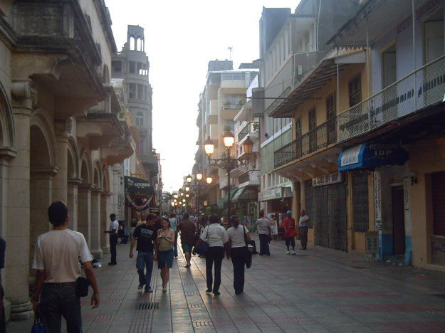 Santo Domingo, Zona Colonial.