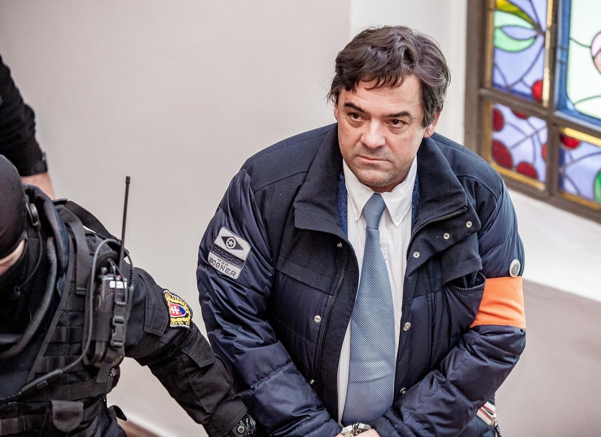 a8d5b8fac86 Marian Kočner na Špecializovanom trestnom súde v Banskej Bystrici.