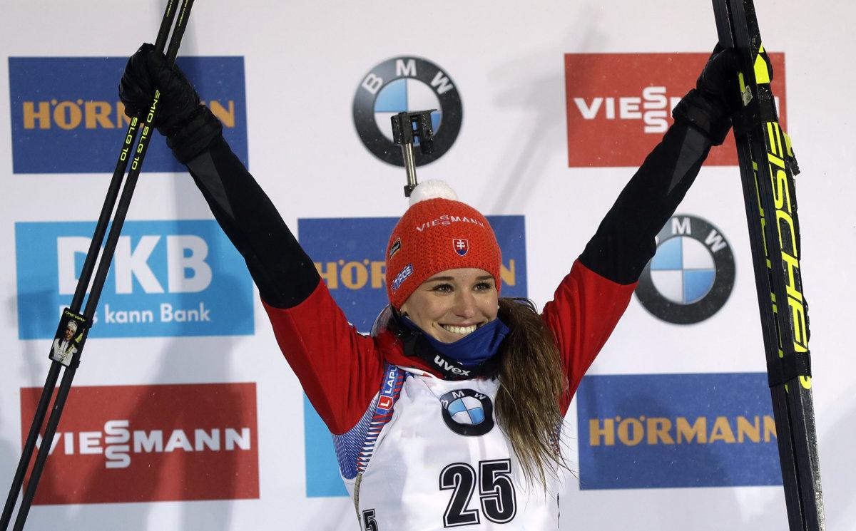 f412b513942f Fialková bola tretia v šprinte (Nové Mesto na Morave) - Šport SME