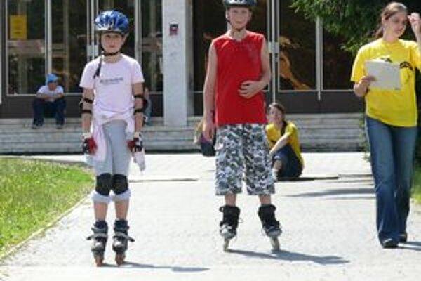 V meste chystajú zaujímavú akciu pre cyklistov, korčuliarov, bežcov i kolobežkárov.