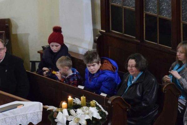 Rodinu Hroboňovcov čakajú piate Vianoce vNovohrade. Je tak pred polovicou svojho pôsobenia vtomto regióne.