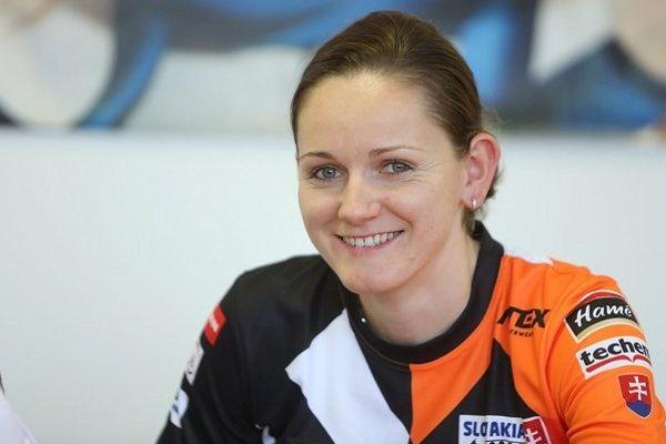 Janka Gereková je členkou Vojenského športového centra Dukla Banská Bystrica, v minulosti TJ Tesla Liptovský Hrádok