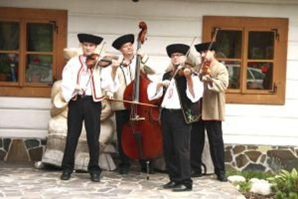 Muzikanti z Halušky reprezentujú Slovensko aj v zahraničí.