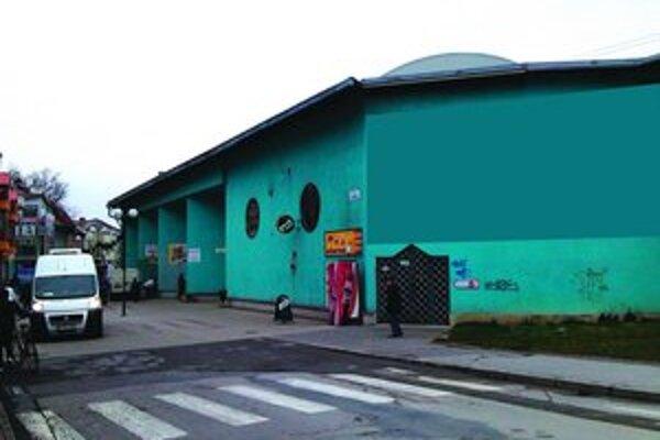 Umelcom aj mestskej rade sa najviac pozdávajú priestory ružomberskej tržnice.