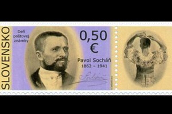 Autorom výtvarného návrhu známky je akademický maliar Robert Jankovič.