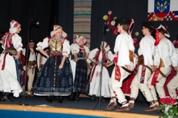 Súčasťou slávnostnej akadémie bol aj kultúrny program.