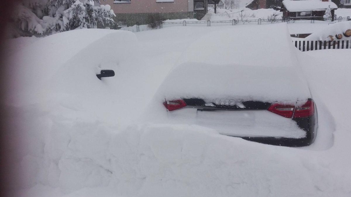 V Ždiari vyhlásili pre sneh a vietor mimoriadnu situáciu - spis ... ec0d504639