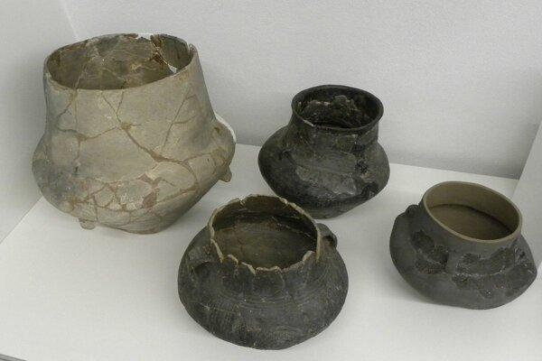 Expozícia predstavuje najznámejšie archeologické lokality na Kysuciach.
