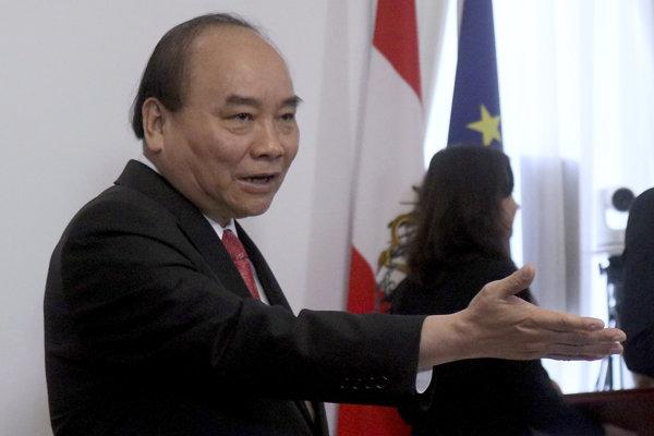 Premiér Nguyen Xuan Phuc