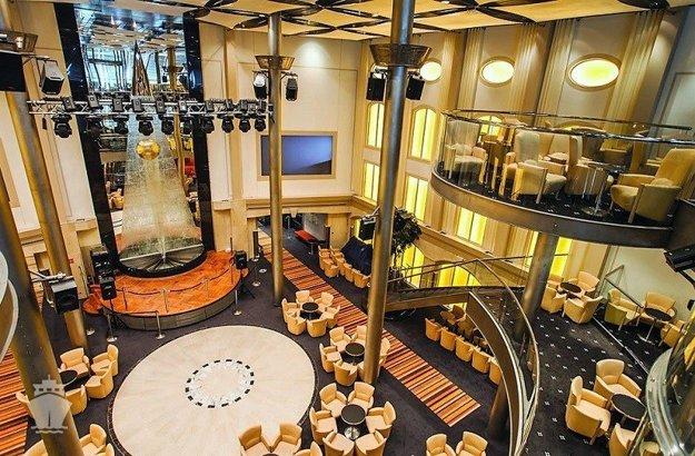 Lode spoločnosti Costa Crociere poskytujú top služby.