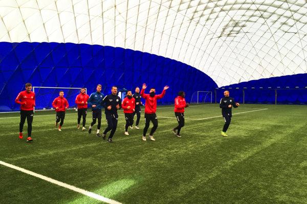 Úvodný tréning FK Senica