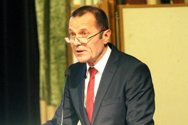 Predseda ZsFZ Ladislav Gádoši.