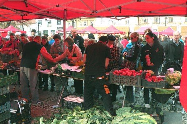 Liptáci sú ochotní za slovenské potraviny priplatiť.