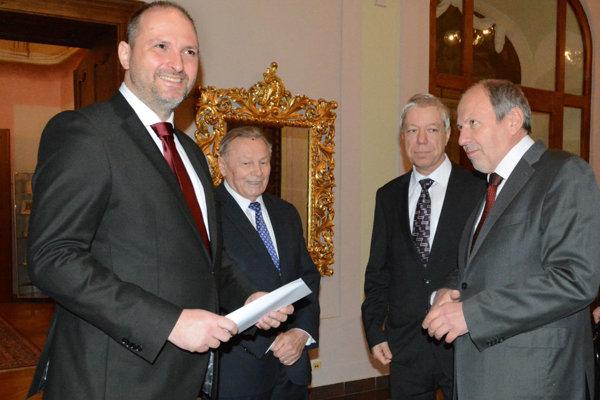 Polaček sa stretol so svojimi predchodcami.