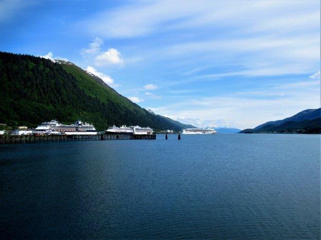 Juneau, hlavné mesto Aljašky