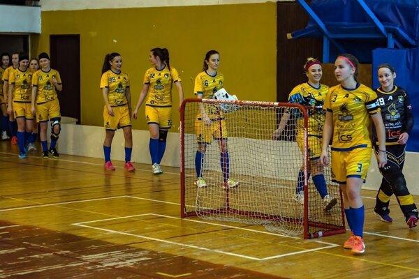 Florbalistky Tvrdošína vyhrali oba domáce zápasy v novom roku.