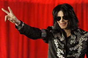 Michael Jackson v roku svojej smrti 2009.