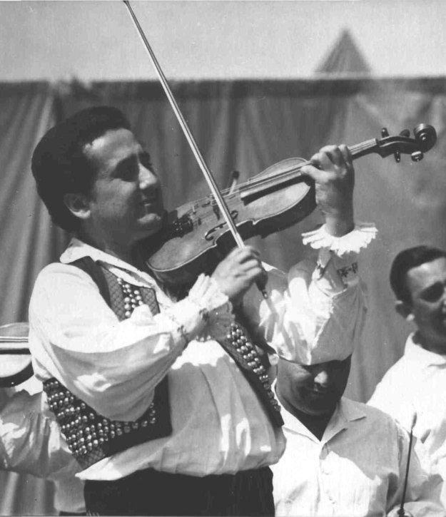 Rinaldo Oláh na archívnej snímke.