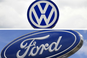 Ford Motor Company a Volkswagen AG