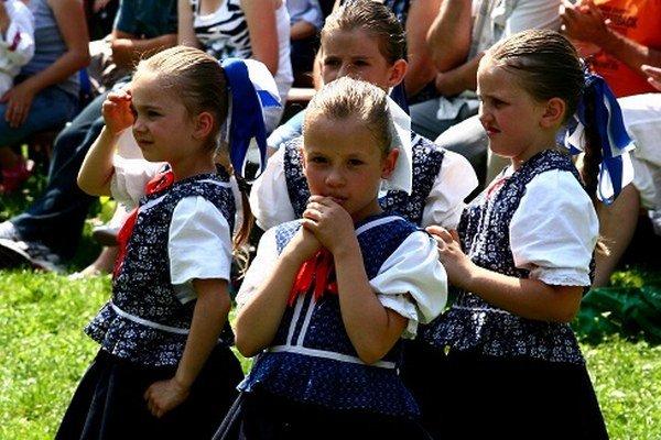 Opäť sa predstavia detské folklórne súbory zo Slovenska.
