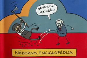 Ilustrácia z publikácie Oprásgy slovenckej historje